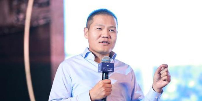 德龙控股有限公司董事局主席丁立国演讲