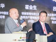 仲量联行中国及华东区投资部总监叶建成演讲