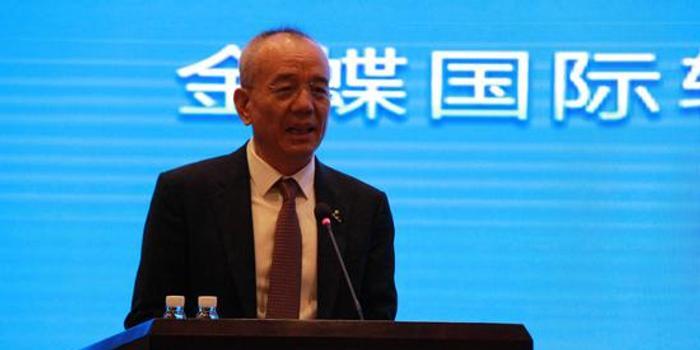 金蝶国际软件集团董事会主席徐少春