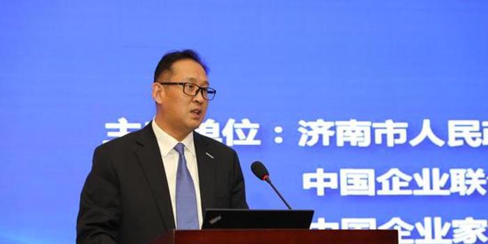 姜振華:產業創新不僅要依靠技術實力 更要依靠生態