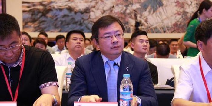 金蝶软件(中国)有限公司高级副总裁李旭昶