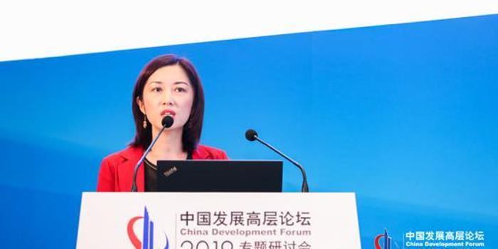 张晓蕾:互联互通、共同参与 助力大湾区金融发展
