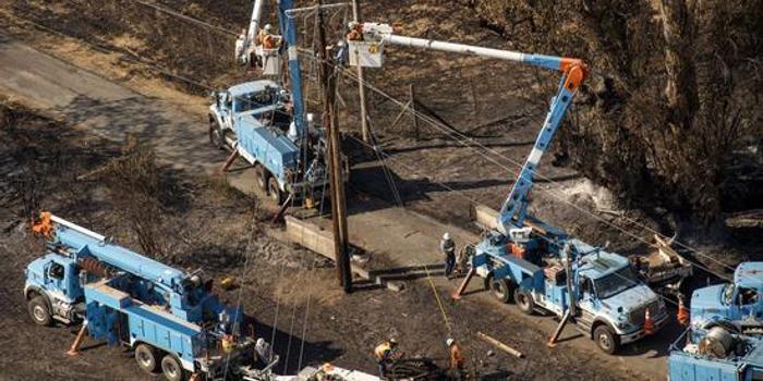 太平洋煤电公司就加州山火索赔达成110亿美元的和解