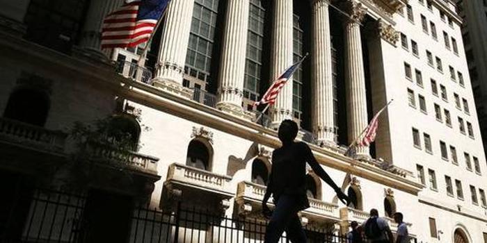 午盘:美股继续下滑 纳指下跌约1%