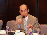 CWM50学术主席、全国社保基金原副理事长王忠民