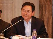 中国建筑董事会秘书薛克庆发表演讲