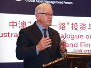 澳大利亚前联邦贸易与投资部部长Andrew Robb