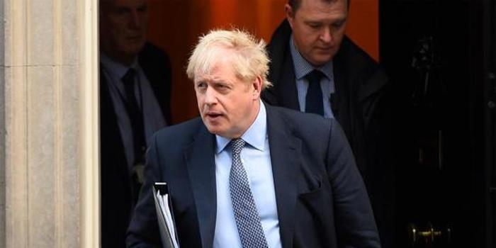 英国首相约翰逊再迎尖峰时刻 脱欧关键法案投票在即