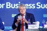 伍德克:欧盟40%的技术是推向中国的 中国市场很大