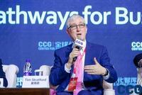 夏尊恩:很高兴外商投资法出台 希望中国加强经济发展