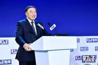 马蔚华:改革开放带给银行业机遇 与高手过招提高自己