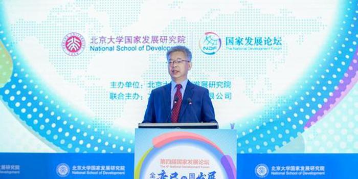 黄益平:中国经济改革成功根本原因是放不是管