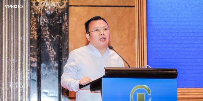 北京中關村信息谷資產管理公司總經理石七林演講