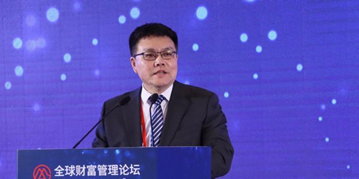 GAMF组委会秘书长刘喜元出席全球财富管理论坛