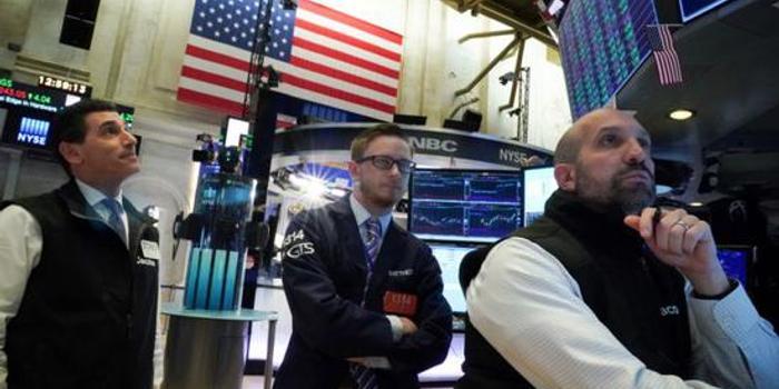 午盤:納指標普創新高 科技股領漲