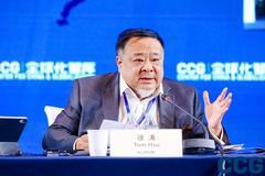 威盛集團全球副總裁徐濤:數字農業發展不容小覷