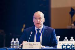 荷蘭駐華大使:國際貿易準則須嚴格執行