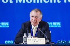 歐盟駐華大使:需要保證全球貿易繼續開放