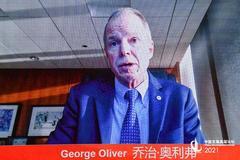 喬治·奧利弗:江森希望與中國合作 共建一個可持續發展生態系統