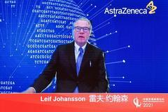 阿斯利康董事長:中國疫情防控成果造福中國人民 也給世界帶來希望