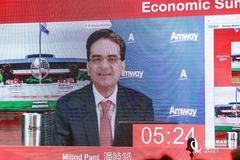 安利CEO潘睦鄰:長期全面地開展預防性工作對健康來說非常重要