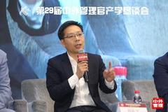 劉長文:未來肯定是全球化的 每個企業走全球化的路徑不同