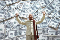 两个半月身价缩水420亿美元 贝佐斯眼都不眨豪捐1亿