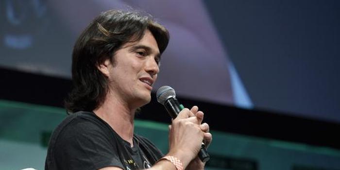 WeWork首席执行官诺伊曼宣布辞职