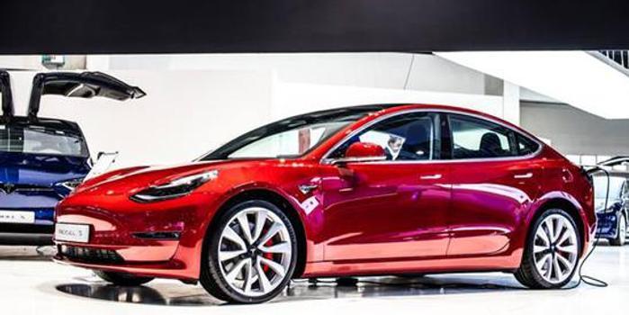 特斯拉接受中国产Model 3订单 价格远低同款进口车