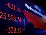 摩根资产:美股暴跌是小幅修正 或再跌3-5个百分点