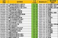 QDII黑榜:工银易方达华宝华夏汇添富等产品亏超25%