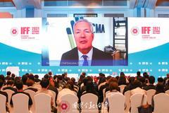 國際資本市場協會首席執行官馬丁·謝克:融資必須以綠色發展為目標