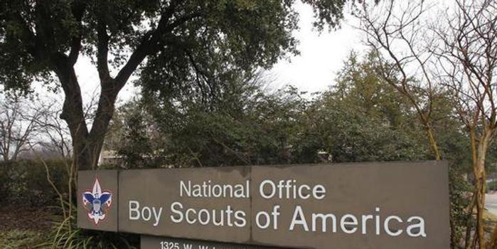 美国童子军申请破产 将赔偿性侵受害者