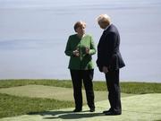 默克尔:欧盟将对美国钢铝关税采取报复措施
