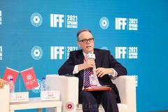 """畢馬威馮栢文:""""十四五""""時期中國將會給外國企業提供很多的機會"""