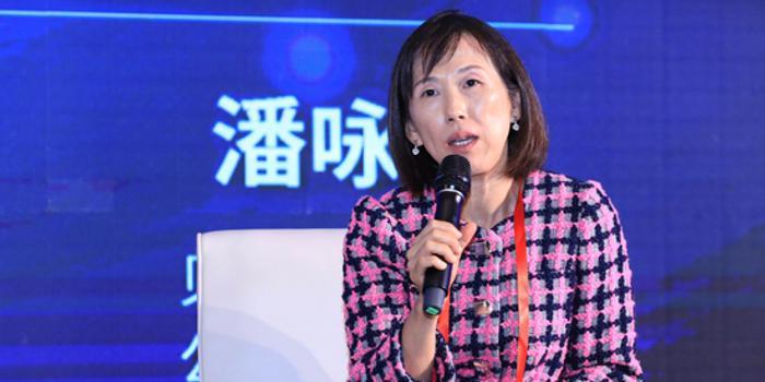 贝莱德亚太区公共政策主管潘咏年出席财富管理论坛
