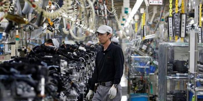 日本8月制造业活动连续四个月萎缩