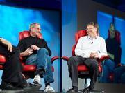"""比尔-盖茨:乔布斯施了""""咒语""""让苹果免于灭亡"""