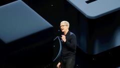 """苹果CEO:万亿市值是""""里程碑"""" 但不应成关注焦点"""