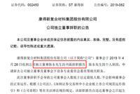 """康得新涉百亿造假:年报被""""非标"""" 独董提出十大质疑"""