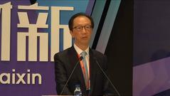 梁锦松:企业发展不能光靠房地产 正探索大健康领域