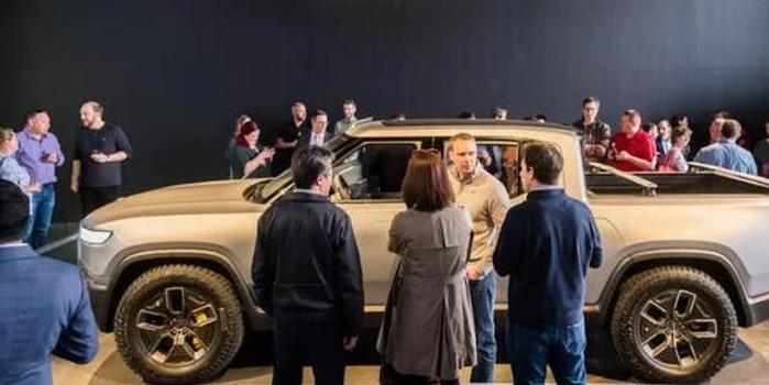 电动汽车初创公司Rivian获得新一轮13亿美元的融资