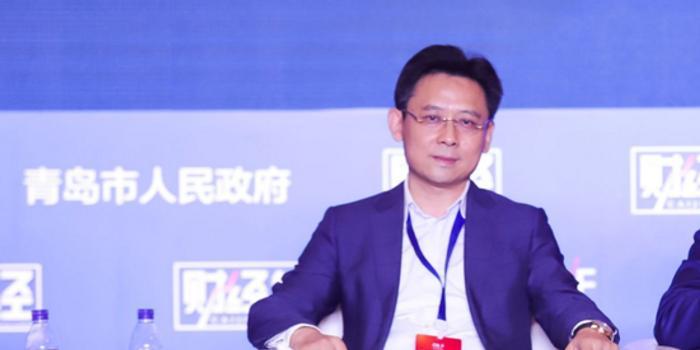信中利資本集團高級合伙人劉朝晨出席中國財富論壇
