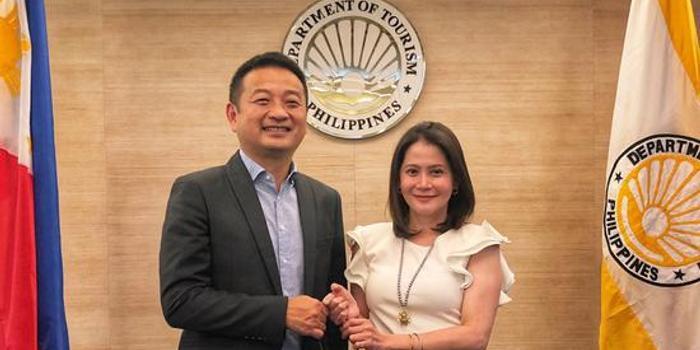 携程梁建章会见菲律宾旅游部长 加速布局东南亚市场