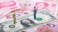人民币对美元回调 担忧贸易争端造成贬值言之过早
