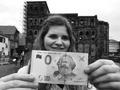 德国掀纪念马克思热潮 政府发行零欧元纸币(图)