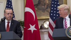 白宫:土耳其对美商品的关税措施是在向错误方向迈进
