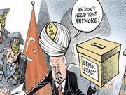 美国将土耳其逼入绝境 美元霸业不衰黄金反抗似徒劳