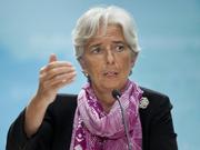 因为IMF的一个暗示 市场下跌的阴云可能很快积聚