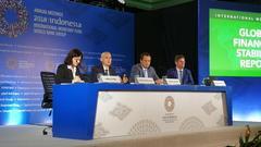 IMF发出警告 称投资者低估了金融冲击风险